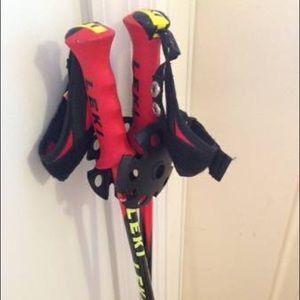 """Leki Ski Poles (36"""")"""
